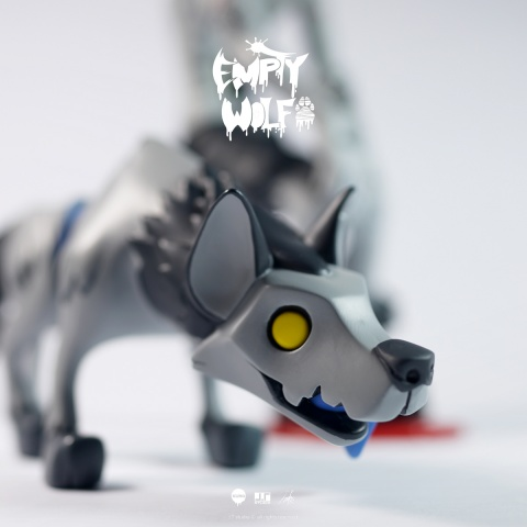 EMPTYWOLF - Gray