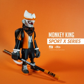 Monkey king Sport X - Orange