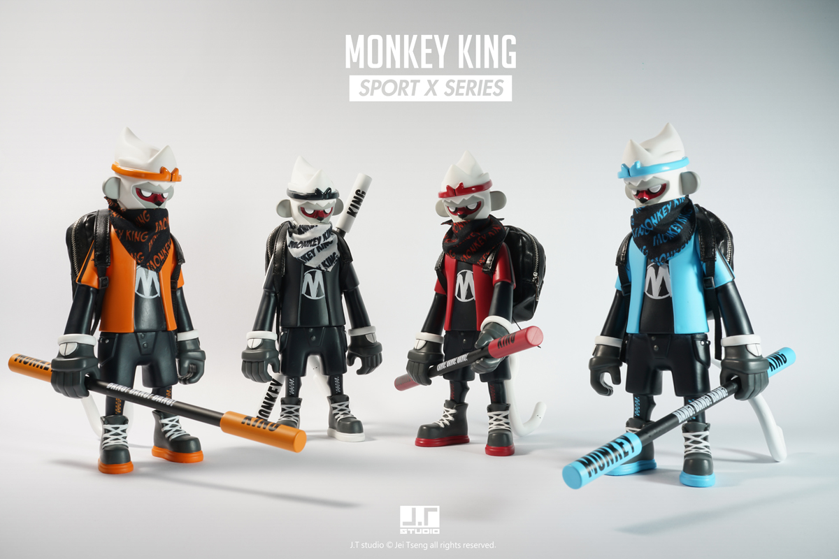 Monkey king sport X series