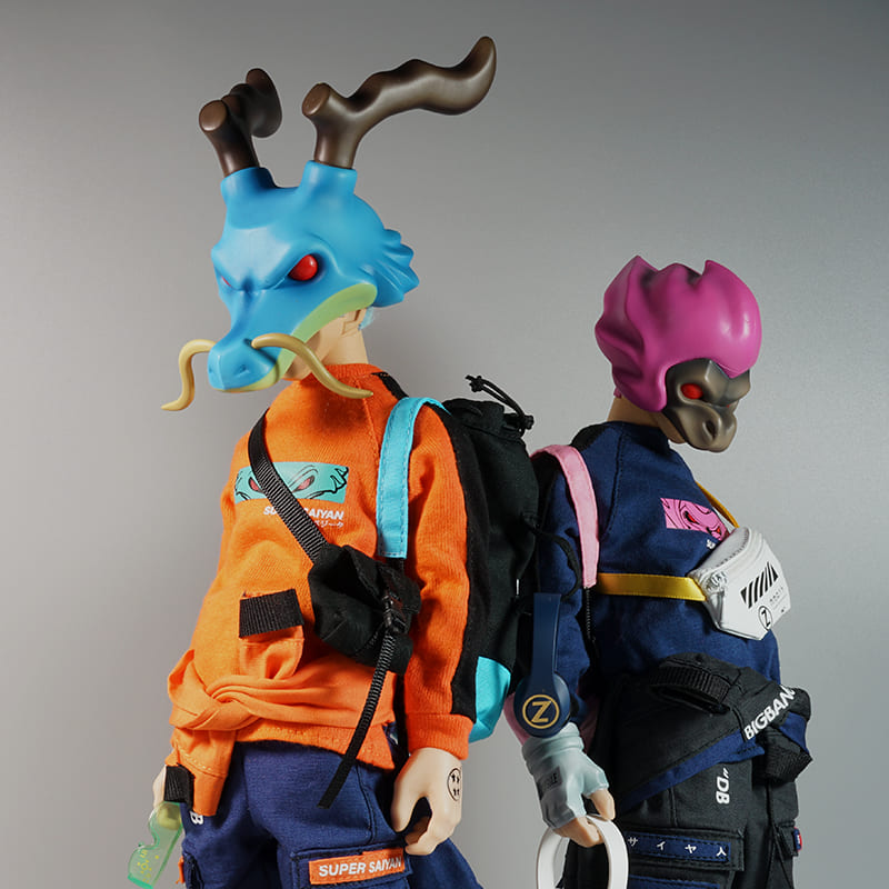 Street Mask - GAROT & VITTA Vice Fighter - Preorder info