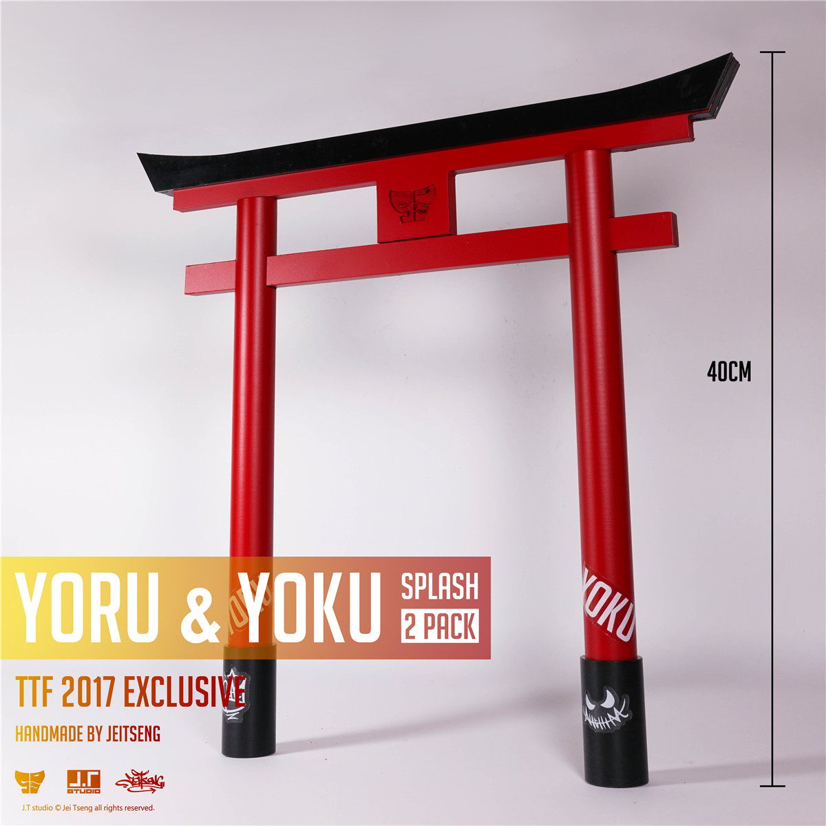 TORII in the 2PACK SET
