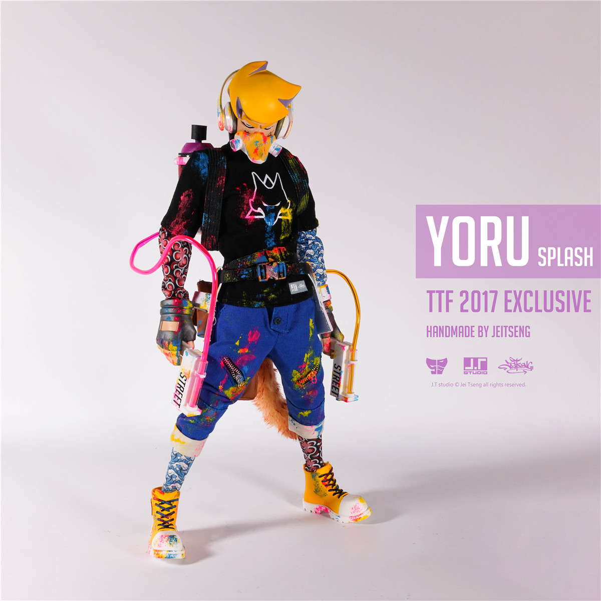 YORU SPLASH